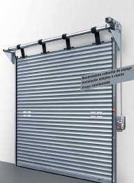 Common Portas de rolo automáticas - Tecnoportas @XE07