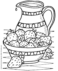 bible printables thanksgiving dinner feast coloring pages