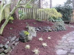 Front House Landscaping by Landscape Ideas No Grass Front Yard Landscaping Rustic Modern