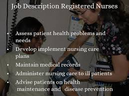 Medical Records Job Duties Copy Of Photo Journal Registered Nurse By Alicmair
