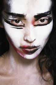 54 best zombie geisha images on pinterest geishas make up and
