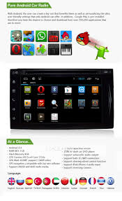 connect android to car stereo usb eincar android 4 4 4 universal system in dash