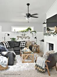 farmhouse livingroom living room farmhouse decor ideas the 36th avenue