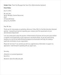 Follow Up Email After Resume 2nd Interview Follow Up Email Funzoo Co