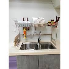kitchen sink cabinet sponge holder emoderndecor 13 kitchen sink accessory kit