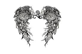 valkyrie wings designs search designs