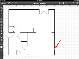 Fireplace Floor Plan Step 15 Adding The Fireplace Touchdraw For Ipad Floorplan Tutorial