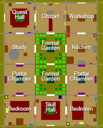 best house layout efficient poh layout sell trade game items osrs gold elo