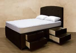 Full Size Bed Frame With Bookcase Headboard Bedroom Queen Storage Bed With Bookcase Headboard Twin Beds