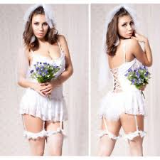honeymoon nightwear white wedding bridal floral babydoll