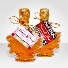 maple syrup wedding favors wedding favors mackinac bluffs maple farms