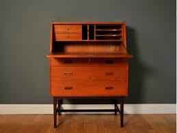 bureau secretaire antique secrétaire bureau vintage ées 50 60 maison