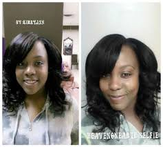 sew in weaves with bangs things you should know about vixen sew in weave heaven on earth