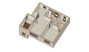 One Bedroom House Designs Plans Bedroom Design Ideas Classic One - One bedroom house design
