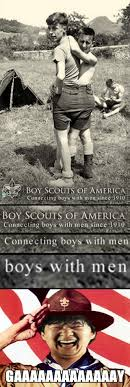 Boy Scout Memes - naughty naughty boy scouts by fraterbbobbo meme center
