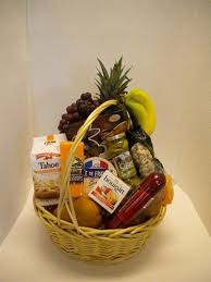 fruit and cheese gift baskets gourmet gift basket fruit cheese crackers