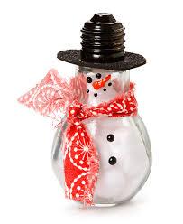 snowman light bulb from patcatans com cute good idea stuff