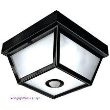 Motion Sensor Outdoor Light Fixtures Motion Sensor Led Porch Light Groupon Goods For Detector Remodel