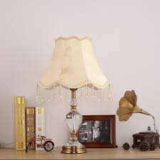 online get cheap crystal table lamps for bedroom aliexpress com