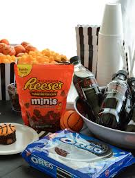 basketball party ideas basketball party ideas wonkywonderful
