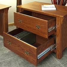 Wooden Lateral File Cabinets Exciting Solid Wood Lateral File Cabinet 2 Drawer 55 On House