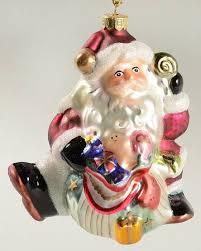 fitz floyd fitz floyd blown glass ornament at replacements ltd