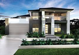 small modern house plans for narrow lots 15 beautiful small house
