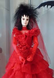 lydia beetlejuice wedding dress beetlejuice lydia deetz custom figure by shan lan on deviantart