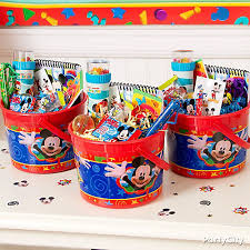 mickey mouse birthday party ideas party