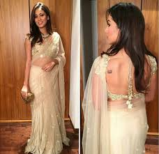 Drape A Sari How To Wear A Sari In Your 20s