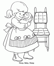 7 pics of free newborn baby coloring page baby coloring pages