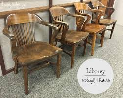 comfy library chairs vintage library chairs