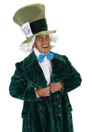 Mad Hatter Halloween Costume Mad Hatter Kit
