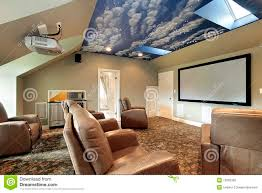 theater with ceiling design stock photo image 12662920