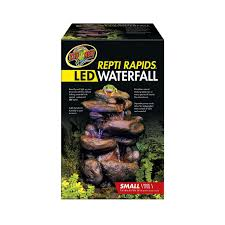 Zoo Med Lights by Zoo Med Repti Rapids Led Waterfall Petco