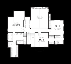 mascord house plan 22119 the downing