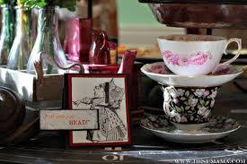 Mad Hatter Decorations Mad Hatter Tea Party Tutorial De Su Mama