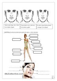adjetivos físicos really interesting worksheet plan to use it