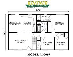 floor plans for ranch style homes model 1 ranch style modular home 3br kintner modular homes
