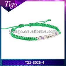 Name Engraved Bracelets Wholesale String Friendship Name Engraved Bracelets Buy Name