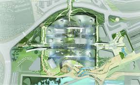 architectural site plan gallery of international pavilion of yeosu expo h architecture 16