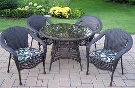 30 beautiful wicker patio dining sets pixelmari com