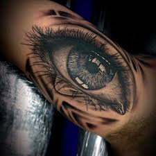 114 eye tattoos that will your mind