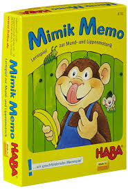 Haba Bad Rodach 4732 Haba Mimik Memo Das Kartenspiel Amazon De Spielzeug