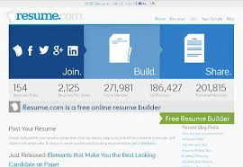 Create A Free Online Resume by Resume Pixelpush Design