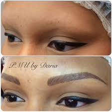 Makeup Academy Los Angeles 18 Best Eyebrow Permanent Makeup Images On Pinterest Permanent