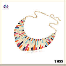 factory sale vintage jewelry korea choker collar fancy
