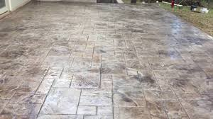 Flagstone Stamped Concrete Pictures by Roman Ashlar Slate Stamped Concrete Patio Pristine Concrete