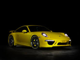 2012 techart porsche 911 front and side wallpapers 2012 techart