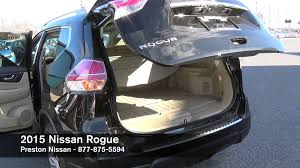 nissan rogue third row 2015 nissan rogue review at preston nissan dealership for sale
